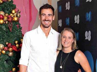Women's T20 World Cup: Mitchell Starc leaves tour to watch wife Alyssa Healy play the final