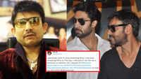 KRK asks Abhishek, Varun, Ajay to 'save entire Bollywood'