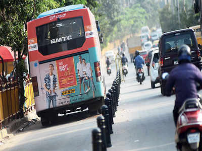 Bus lane to be ready by Aug-end