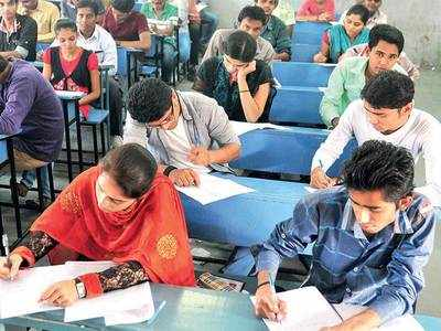 Students insist marksheets, documents be given in time