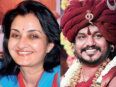Is DPS East being used to divert focus from Nithyananda?
