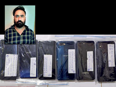 Bizzare! Man steals phones from 70 auto drivers because his girlfriend had run away with an auto driver after swindling his money
