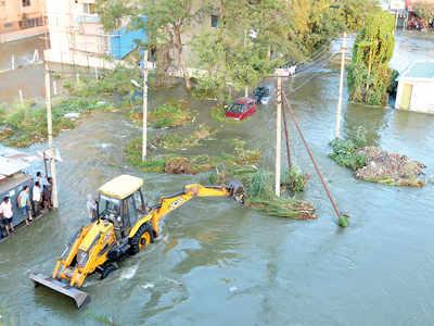 Karma is a breach: Hulimavu lake 'rejuvenation' plan goes awry, floods homes