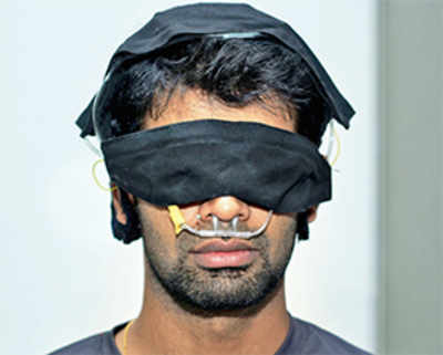 Engg students build low-cost diagnostic tool for sleep apnea