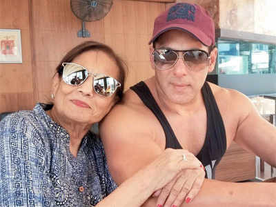 Mum's the word for Salman Khan