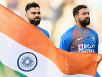 India's 15-member T20 World Cup squad