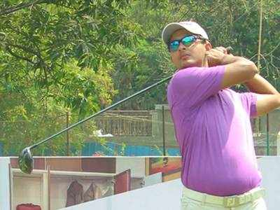 Pune Open Golf Championship: Kshitij, Shankar in joint third round lead