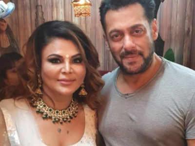 Rakhi Sawant thanks Salman Khan for mother's cancer treatment; calls him her 'angel'