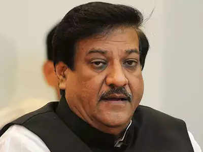 Maharashtra: Not just vaccines, discrimination in distribution of critical medical equipment too, alleged Prithviraj Chavan