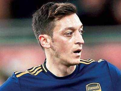 Arsenal exit for Ozil could be best solution: Arteta
