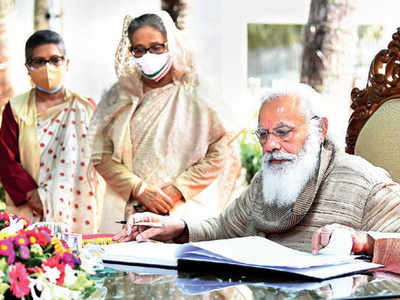 'India, B'desh want stability, love, peace'