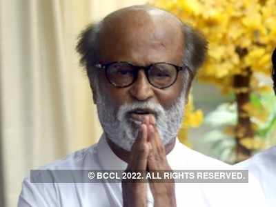 Rajinikanth announces he won't join politics after 'warning from God'
