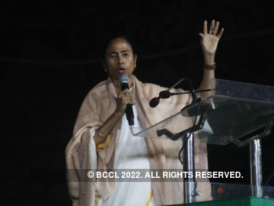 Mamata Banerjee: BJP firing bullets because they know they will lose Delhi Assembly poll