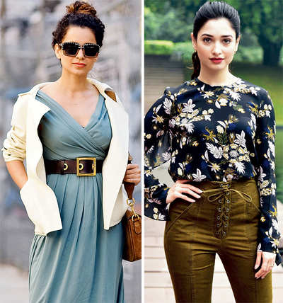 Tamannaah is the Queen down South