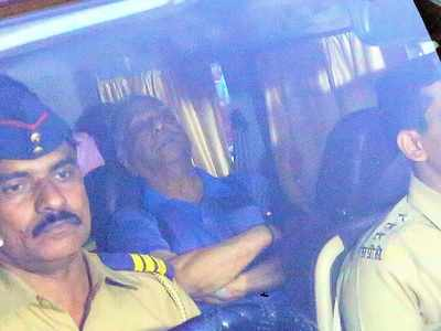 DSK's brother Makarand filed for bail on medical grounds