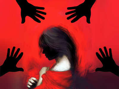 Acquaintance, three others held for raping 45-year-old