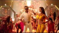 Salman Khan, Disha Patani sizzle in 'Slow Motion' from 'Bharat'