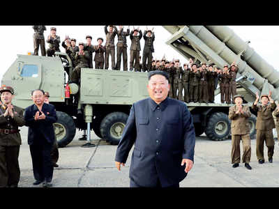'N Korea developing missiles for Japan'