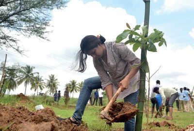 To make Sarjapura lakes green again