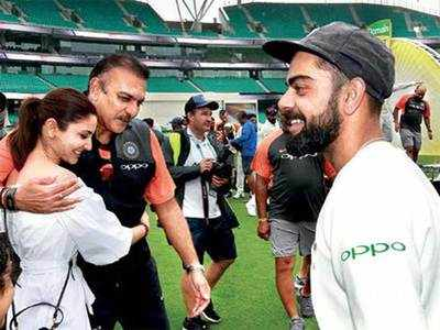 Virat Kohli, Ravi Shastri believe the series win is as big as World Cup victories
