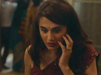 Taapsee delivers a strong message in this Anubhav Sinha's Thappad