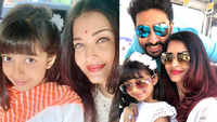 Abhishek Bachchan on how Aaradhya deals with being a Bachchan
