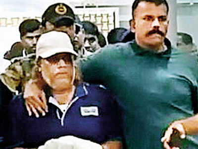 Mumbai Police gets custody of gangster Ravi Pujari