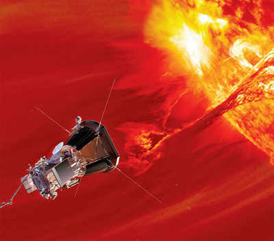 Nasa's Solar Probe Plus will 'touch' the sun