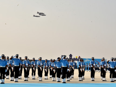Hyderabad: 123 Flight Cadets pass out of Dundigal AFA on June 20; families to watch on DD, SM