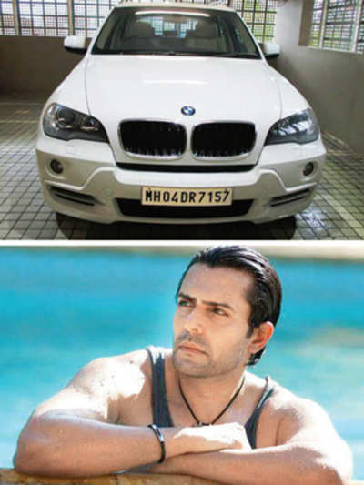 Actor alleges his BMW went missing from nightclub