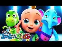 Watch Popular Kids English Nursery Song 'Choo Choo Wah   Dance With Johny And Zigaloo' for Kids - Check Out Fun Kids Nursery Rhymes And Baby Songs In English