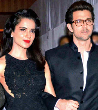 Kangana-Hrithik emailgate: Cyber cell 'requests' Kangana to meet them after old 'order' failed