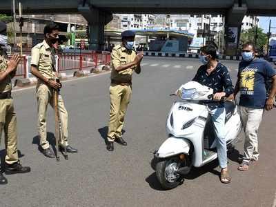 Gujarat: Over 2,000 held for defying lockdown, quarantine orders