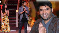 Kapil Sharma's fun conversation with 'Saaho' stars Prabhas and  Shraddha Kapoor