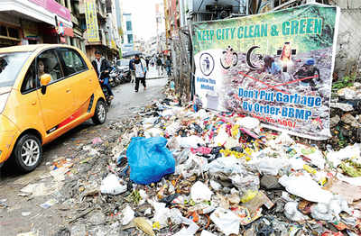 Huge garbage problem looms over city as 2 landfills close