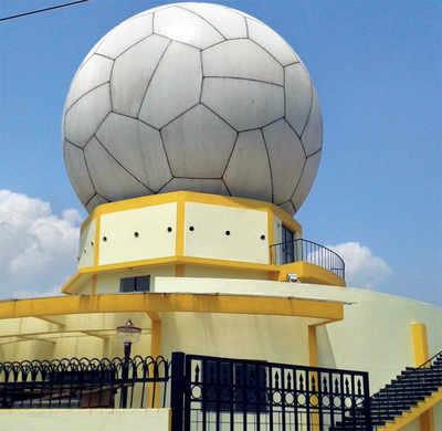 Two new radars to track rain, flooding