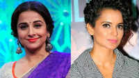 Not Kangana Ranaut, Vidya Balan was the first choice to play in Jayalaithaa's biopic