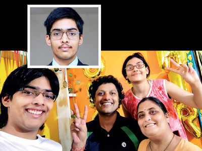 Pune boy who topped India in JEE (Advanced) was off social media for 2 years
