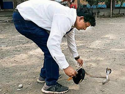 Constable living in police quarters bitten by 3.5-ft cobra in Kurla, dies