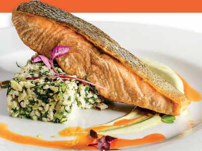 PLAN AHEAD: Eat fish