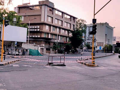 Maninagar is Ahmedabad's newest red zone area