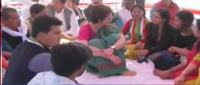 Priyanka Gandhi begins UP campaign, says country is not someone's 'Jageer'