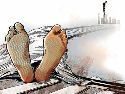25-yr-old soldier falls off train, gangmen find body on track