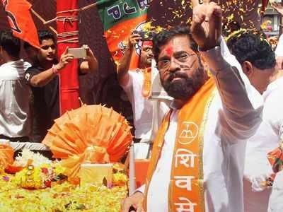 Eknath Shinde elected as leader of Shiv Sena's legislative party