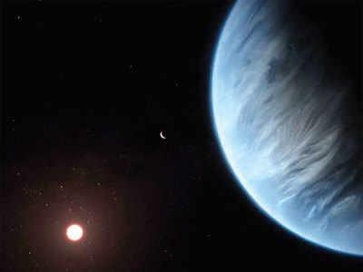 Water found 110 light years away