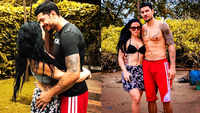 Tiger Shroff's sister Krishna Shroff's romantic getaway pictures with beau Eban Hyams will give you major couple goals