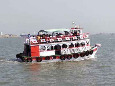 Navi Mumbai : Catamaran services on east coast by May
