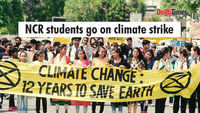 NCR students go on climate strike