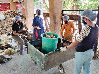 At Vaikunth, a group of women step up, handle rising cremations
