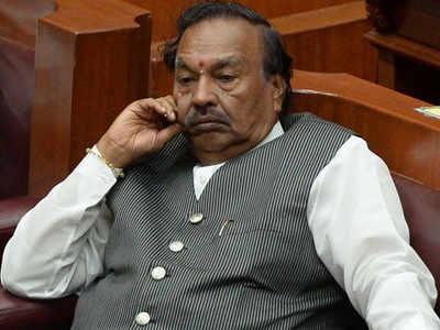 BJP ticket will not be given to Muslims: Karnataka Minister Eshwarappa
